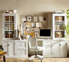 pottery barn office. Logan Small Office Suite Pottery Barn R