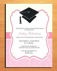 Online Graduation Party Invitations Online Graduation Invitations Free Acepeople Co
