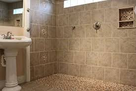 Image of: Showers Without Doors Designing