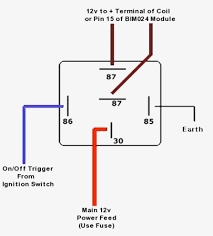 5 wire relay wiring diagram mediapickle me Universal Ignition Switch Wiring Diagram at 5 Wire Ignition Switch Diagram