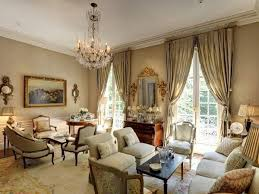french design living room