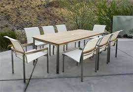 modern outdoor dining table set. set innovative rectangular outdoor dining table tables wonderful modern b
