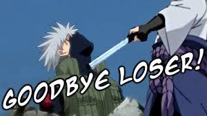 Sasuke Kills Kakashi! (Machinima #1)   NARUTO STORM PARODY - YouTube
