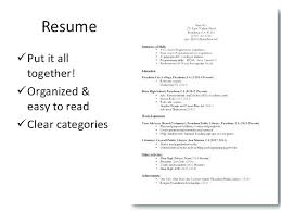 How To Put Together A Re How To Put Together A Resume On How To Make Cool How To Put A Resume Together
