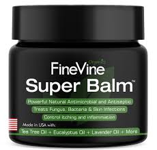 2018 Review (FineVine Balm)- Best oil for eczema and Ringworm