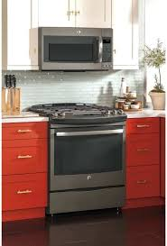 ge profile double oven. Ge Profile Double Oven Gas Range Lifestyle View 30 Inch 5 Burner N