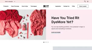Rit Color Chart Access Ritdye Com Rit Dye Fabric Dye For Clothing Home