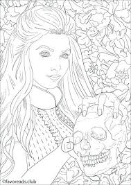 Coloring Page People Avusturyavizesiinfo