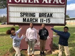 Students of the Week (Kirsten Odom,... - Ida B. Wells APAC | Facebook
