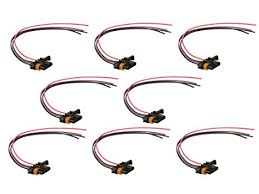 amazon com michigan motorsports ignition coil wiring harness michigan motorsports ignition coil wiring harness pigtail connector for ls1 ls6 gm camaro quanity of 8