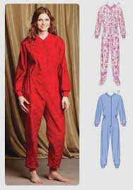 Footie Pajama Pattern