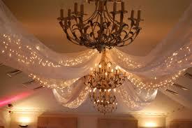 modern interior design net of fairy lights for ceiling