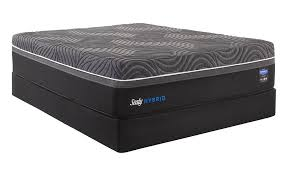 california king mattress. Picture Of Sealy Silver Chill Firm Adjustable Head, Foot And Massage-California  King Mattress California King Mattress