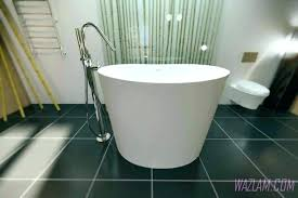 small soaking tub shower combo deep bathtubs by extra
