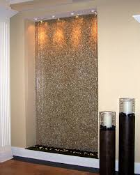 diy indoor water wall make your house features stunning with wall water features garden design