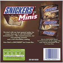 mini snickers nutrition facts 873 873