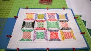 Simply Small Quilt Projects | A Quilting Life - a quilt blog & Cheryl used the spools pattern by Edyta Sitar for her fun small project. Adamdwight.com