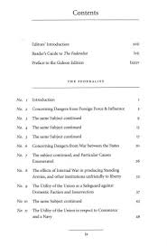 the federalist gideon ed online library of liberty original table of contents or first page