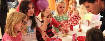 h2k offers fun and healthy mobile birthday party options for your child