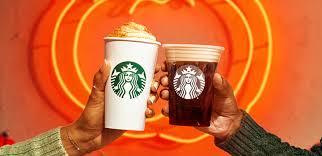 it s back pumpkin e lattes and