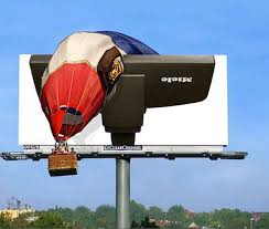 exaggeration archives page of the big ad hot air balloon sucked up by vacume cleaner miele