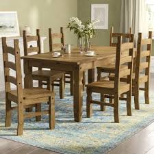whipton dining set with 6 chairs