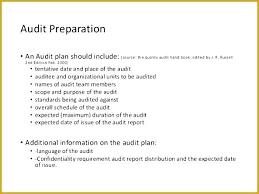 Audit Memo Template 5 Format Planning Examples Memorandum