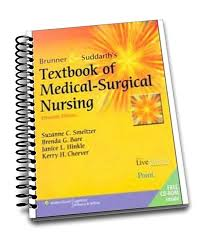Brunner Suddarth 12 Edition Test Bank Test Bank For Brunner And Suddarth S Textbook Of Medical Surgical Nursing 11 E By Smeltzer