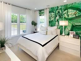 Decorating With Emerald Green Green Decorating Ideas HGTV Inspiration Interior Design Of Bedrooms Set Painting