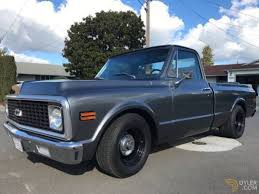 Classic 1972 Chevrolet C10 Pickup for Sale #1163 - Dyler