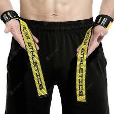 7633 Power Strength <b>Training</b> Belt <b>Fitness</b> Weightlifting Anti-slip Pull ...