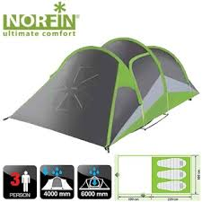<b>Палатка Norfin SALMON 3</b> ALU NF (алюминиевые дуги)