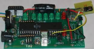 ece476 final project rc car data telemetry the transmitting circuit figure car schematic consists of an antenna a rct 433 rp transmitter a hardware jumper switch an inductor and a bjt inverter
