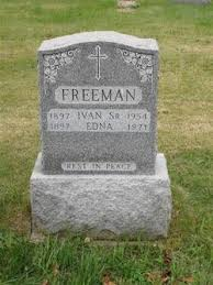 Ivan Freeman Sr. (1897-1954) - Find A Grave Memorial