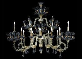 luxury murano glass chandelier myl02