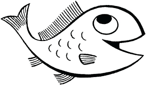 Rainbow Fish Scale Template Naomijorge Co