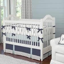 silver gray deer head crib bedding