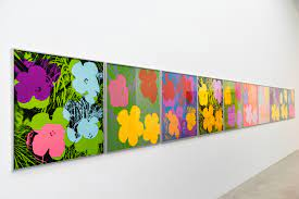 best flower paintings of all time from
