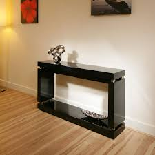 marvelous black hall console table with beautiful modern console table tedxumkc decoration