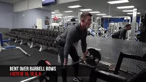 Gym Biceps Workout Chart Back And Bicep Workout For Muscle Mass Gains V Shred
