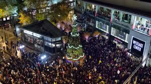 Westlake Tree Lighting 2016 Westlake Holiday Tree Lighting To Be Downsized Kiro Tv