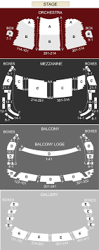 Ordway St Paul Seating Chart Ordway Music Theatre Saint Paul Mn Seating Chart Stage