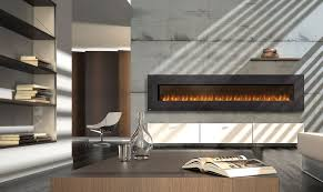 contemporary fireplace. Efl100 Napoleon Fireplaces Contemporary Fireplace T