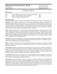 Sample Resume Of Professor New Awesome Resume Professor Images