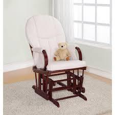 Madison Glider and Ottoman | Double Nursery Rocker Chair Nursery: Cute For Baby Relax Ideas