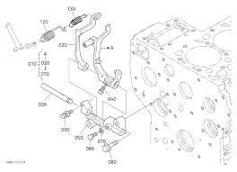 parts for kubota l tractor loader backhoes magnify mouse over diagram to magnify kubota 10212108 l48 engine governor