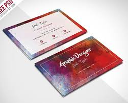 business card psd template 50 free psd business card template designs creative nerds