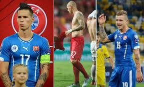 Foto V Jednom Ohledu Slováci Fotbalový šampionát Ovládli V Počtu