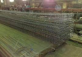 Отчет по практике Завод МОКОН Производство балок с преднапряженной арматурой