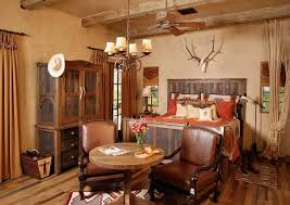 eye for design decorating the western style home